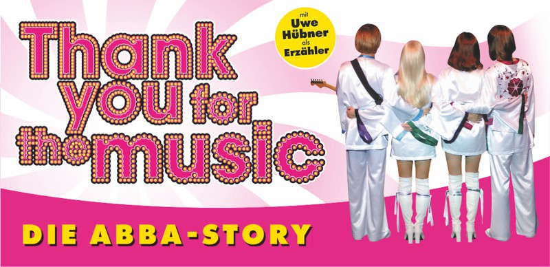 Thank you for the Music – Die ABBA Story